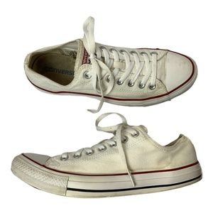 Converse All Stars Chucks White Sneakers Shoes